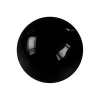 Krogla črni obsidijan 4 cm v darilni škatlici