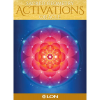 Karte Sacred Geometry Activations Oracle