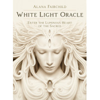 Karte White Light Oracle - Enter the Luminous Heart of the Sacred