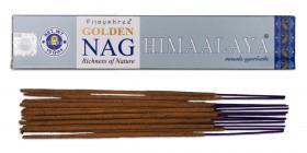 Dišeče palčke Golden Nag Himaalaya 15g