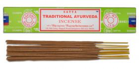 Dišeče palčke Satya Traditional Ayurveda 15g