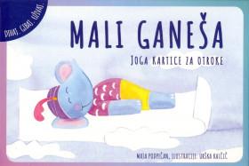 Mali Ganeša - Joga kartice za otroke