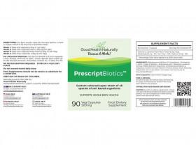Probiotik PrescriptBiotics, 90 capsul