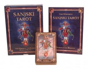 Sanjski tarot (karte in knjiga)