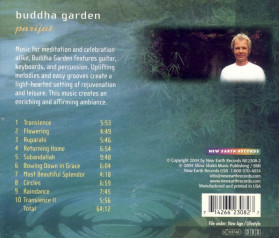 CD Buddha garden