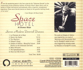 CD Space hotel