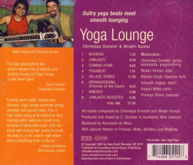 CD Yoga lounge