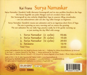 CD Surya Namaskar