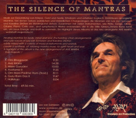 CD The Silence of Mantras