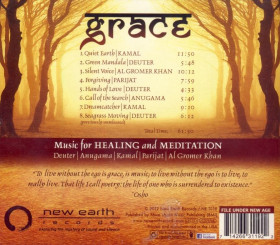 CD Grace - Music for healing and meditation