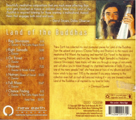 CD Land of the Buddhas