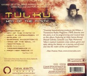 CD Way of the mystic