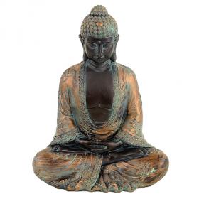 Kip Buda , japonski, antika - 24 cm