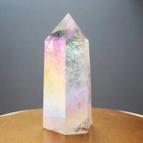 Kristal Angel aura polirana špica 60 - 80g