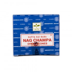 Dišeči stožci Nag champa