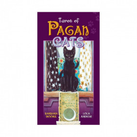 Karte Tarot of pagan cats