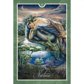 Karte Whispers of Healing oracle cards