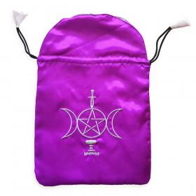 Mošnjiček za karte Wicca