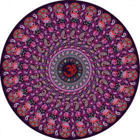 Oddeja za meditacijo Mandala Om