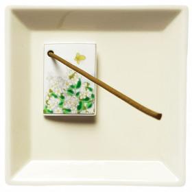 Podstavek za dišeče palčke japonska keramika