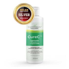 Liposomski C vitamin s kvarcetinom CureC™