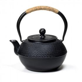 Litoželezni čajnik Tetsubin,  japonski stil 1,2 l