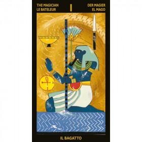 Karte Nefretari's tarot