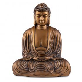 Kip Buda v lotus meditaciji  - 22 cm