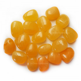 Ročni kamen oranžni kalcit