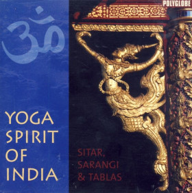 CD Yoga spirit of India