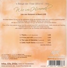 CD Wie im Himmel