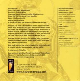 CD GODS AND GODDESSES