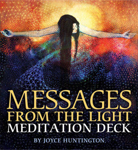 Karte Messages From The Light Meditation Deck