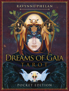 Karte Dreams of Gaia Tarot - žepne