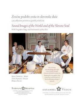 DVD zvočne podobe sveta in slovenske duše