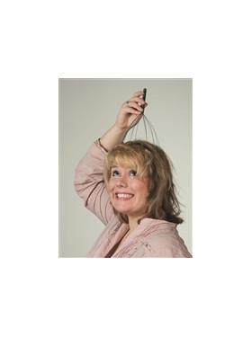 Maser za glavo oziroma lasišče - stimulator chi energije