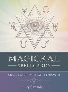 Karte Magickal spellcards