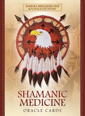 Karte Shamanic medicine oracle cards