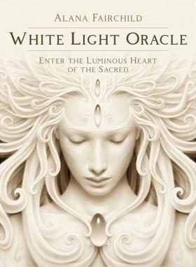 Karte White Light Oracle - Enter the Luminous Heart of the Sacred