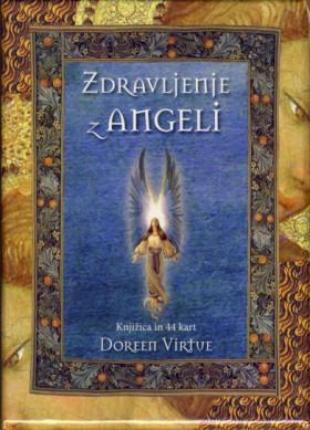 KARTE ZDRAVLJENJE Z ANGELI