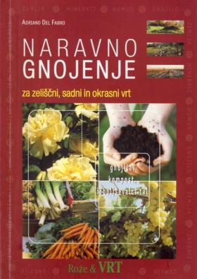 Naravno gnojenje za zeliščni, sadni in okrasni vrt