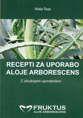 Recepti za uporabo Aloje Arborescens