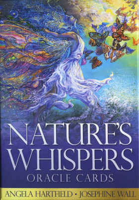 Karte Nature's Whispers Oracle cards