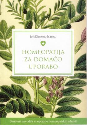 Homeopatija za domačo uporabo