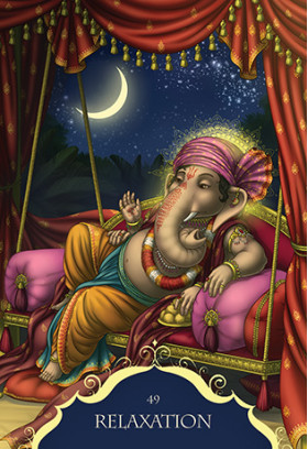 Karte Whispers of Lord Ganesha