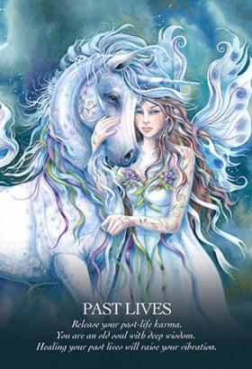 Karte Oracle of the Unicorns