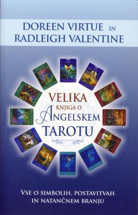 Velika knjiga o angelskem tarotu