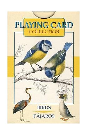 Igralne karte Ptice