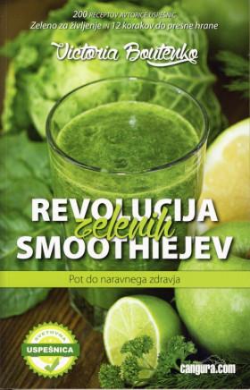 Revolucija zelenih smoothijev