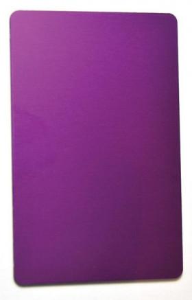 Teslina purpurna plošča